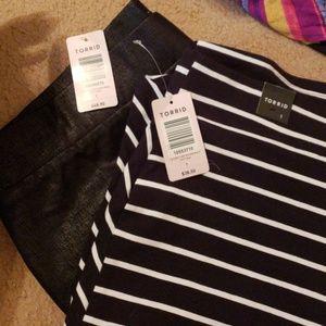 Ponte Skirt 2 for 1 NWT